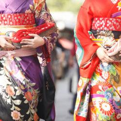 着物と帯の格と種類